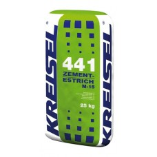 Цементная стяжка М-15 Zement-Estrich 441 Kreisel